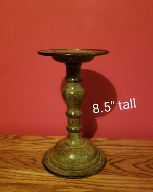 Pillar candle holder for Sale in Downers Grove, IL