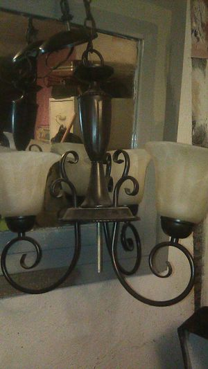 Hanging lamp fixture for Sale in Largo, FL
