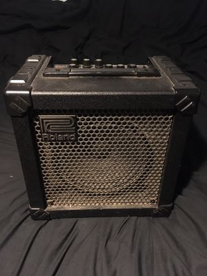 Roland Cube 15x guitar amp for Sale in Seattle, WA