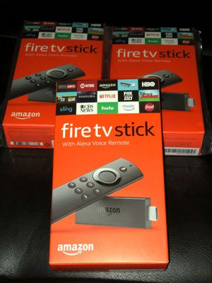 Best 🔥 Fire TV sticks around with over 20 apps installed for Sale in Philadelphia, PA