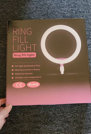Ring Fill Light for Sale in Los Angeles, CA