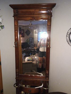 Antique mirror for Sale in Pearland, TX