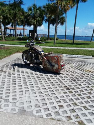 02 honda rebel motorcycle for Sale in Saint Petersburg, FL