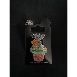 Disney Cupcake Stitch Pin for Sale in Baldwin Park, CA