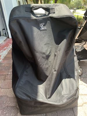 Car booster seat travel bag fits britax for Sale in Tampa, FL