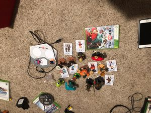 Infinity 11figures, game and platform for Xbox 360 25 for Sale in Johns Creek, GA