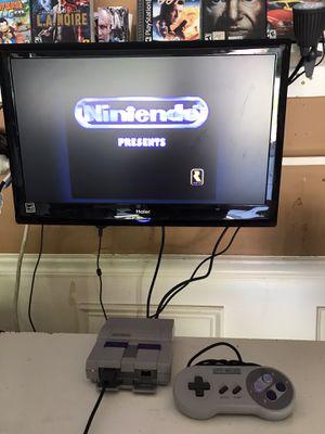 Super Nintendo mini for Sale in Lawrenceville, GA