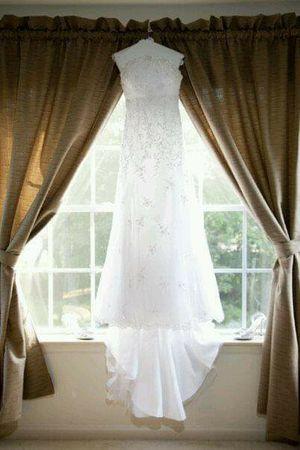 David's Bridal Wedding Dress for Sale in Philadelphia, PA