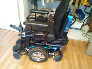 It's a mobile wheelchair. This Chair was only used for two weeks. I have the charger.With a seat that raises up. To reach things that are up high. . for Sale in Escondido, CA