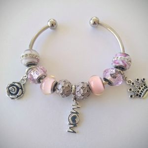 Princess Opened Charm Bangle for Sale in Humble, TX