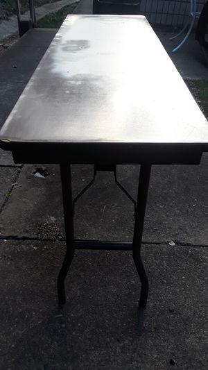 Foldable formica table for Sale in Richmond, VA