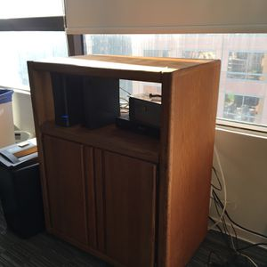 Rolling TV Stand/ Office Cart for Sale in Los Angeles, CA