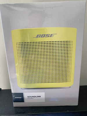 Bose Sound Link -color II -BRAND NEW for Sale in Columbus, OH