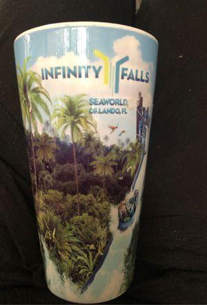 SeaWorld Parks Infinity Falls mug for Sale in Boynton Beach, FL