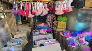 Girls tutus, princes dresses, clothing, baby shoes, panties for Sale in Monrovia, CA