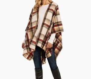 Plaid Blanket Wrap for Sale in Chicago, IL