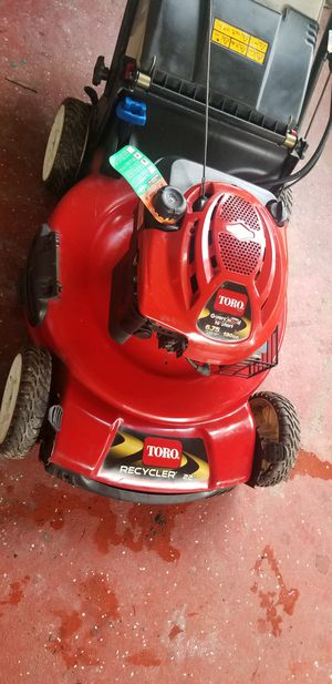 Lawn mower Toro personal pace self proppled for Sale in Brandon, FL