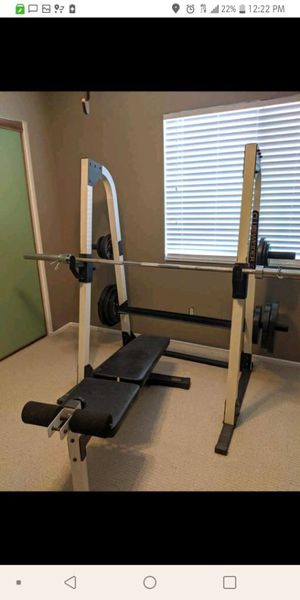 Weider bench press .. workout bench for Sale in Fontana, CA