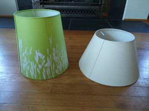 Small lamp shades for Sale in Seattle, WA