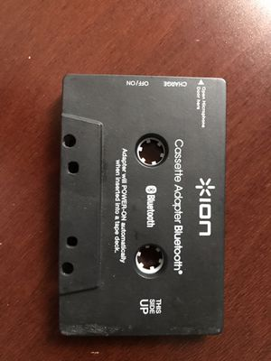Bluetooth Cassette Adapter for Sale in Minneapolis, MN