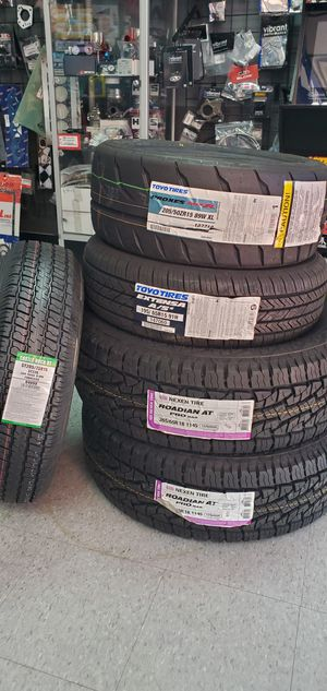 Auto Tires for Sale in Las Vegas, NV