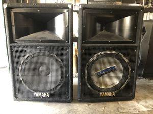 Yamaha / Jackhammer Speakers for Sale in Norwalk, CA
