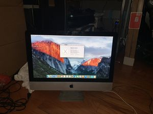 Apple imac late 2009 for Sale in Alexandria, VA