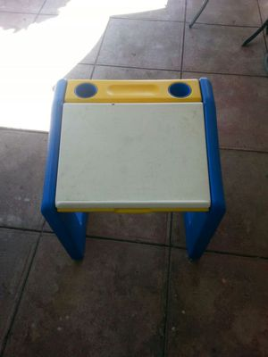 Kids Fisher Price desks . 2 available. $10 each for Sale in Fresno, CA
