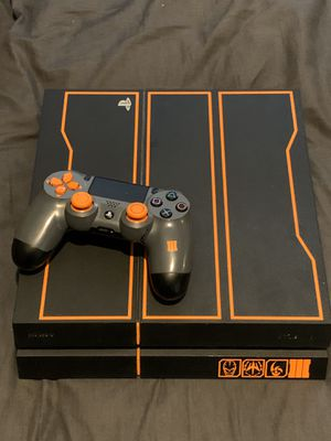 Play Station 4 (BO3 collectors edition) for Sale in Fontana, CA