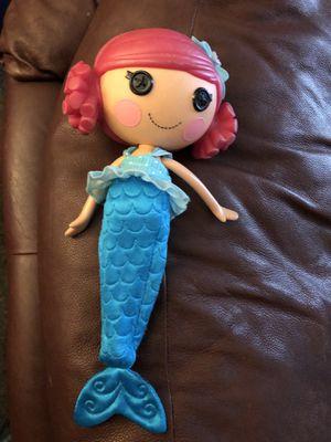 Lalaloopsy mermaid doll for Sale in La Habra, CA