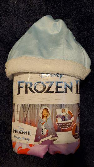 Disney frozen 2 snuggle wrap for Sale in York, PA