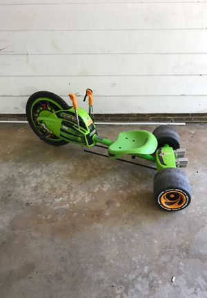 Green Machine amazing fun toy for Sale in Charlotte, NC