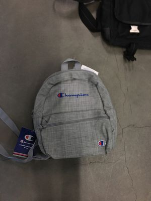 Champion mini backpack new for Sale in Spring Valley, CA
