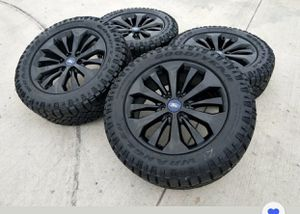 F-150 rims and tires for Sale in Bowie, MD