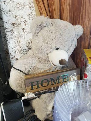 Medium size teddy bear for Sale in Hayward, CA
