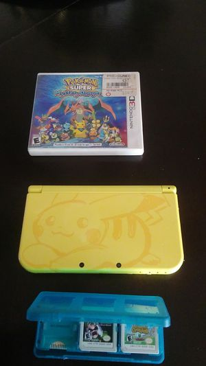Nintendo 3ds XL 6 games for Sale in Ramona, CA