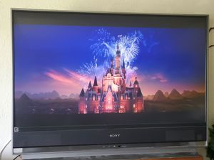 Sony projector tv for Sale in Oregon, OH