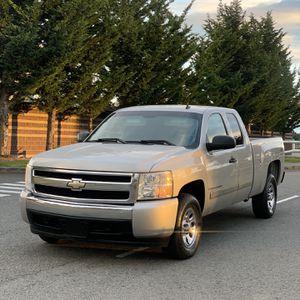 2007 Chevrolet Silverado for Sale in Tacoma, WA