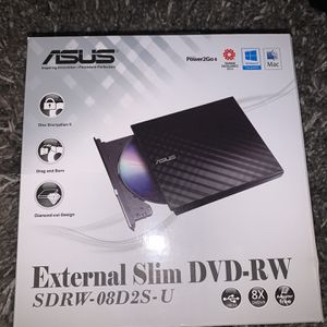 External Slim DVD Rw for Sale in Fort Lauderdale, FL