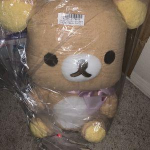 Anime Figurines And Rilakkuma Plushie for Sale in Phoenix, AZ
