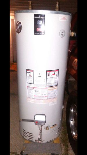 Stove Gas Hot water heater electric gas furnace for Sale in Chicago, IL