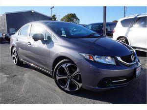 2015 Honda Civic Sedan for Sale in Concord, CA