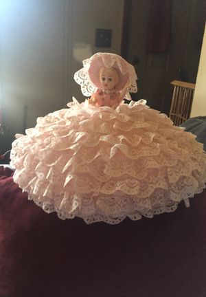 Antique doll pillow. for Sale in Merrillville, IN