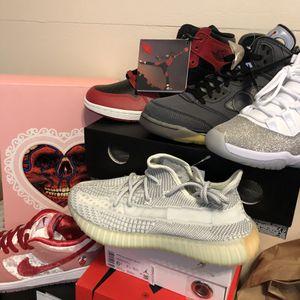 Off white Jordan yeezy for Sale in Shoreline, WA