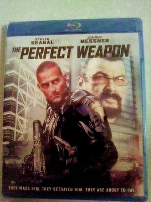 The Perfect Weapon Blu-ray for Sale in Aurora, OR