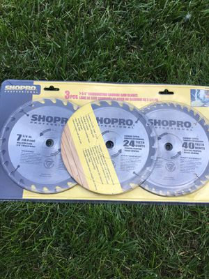 Saw blades for Sale in Hillsboro, OR