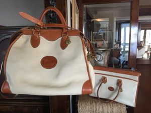 Dooney and Bourke vintage weekender duo. for Sale in Washington, DC