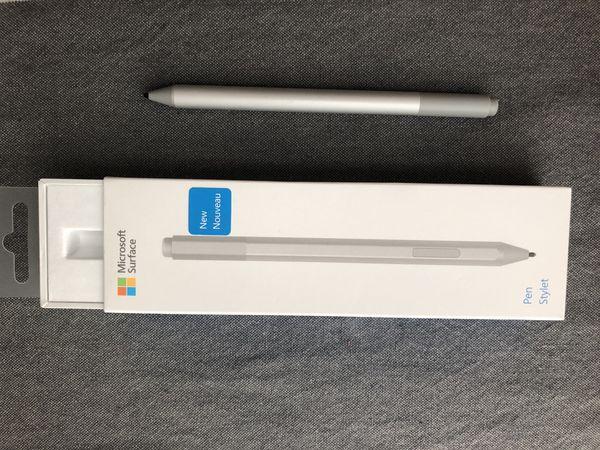 NWOT Microsoft Surface Pen in Platinum