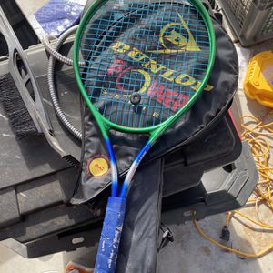 Tennis Racquets And Bandmitton for Sale in Apple Valley, CA