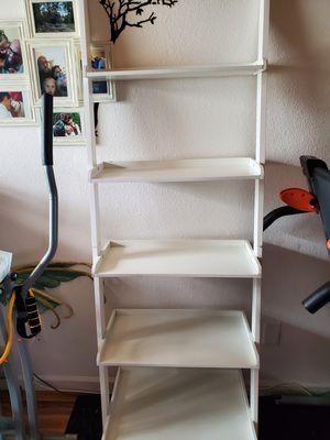 Bookshelf ladder for Sale in Las Vegas, NV